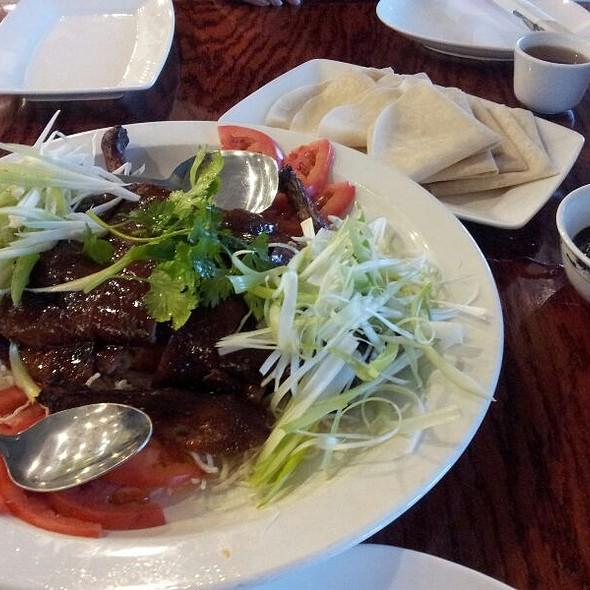 Peking Duck @ X.O. Taste