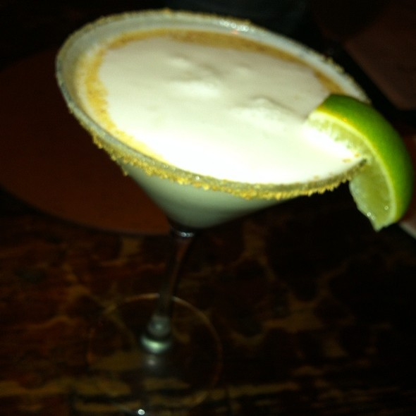 Key Lime Pie Martini @ Mussel Bar