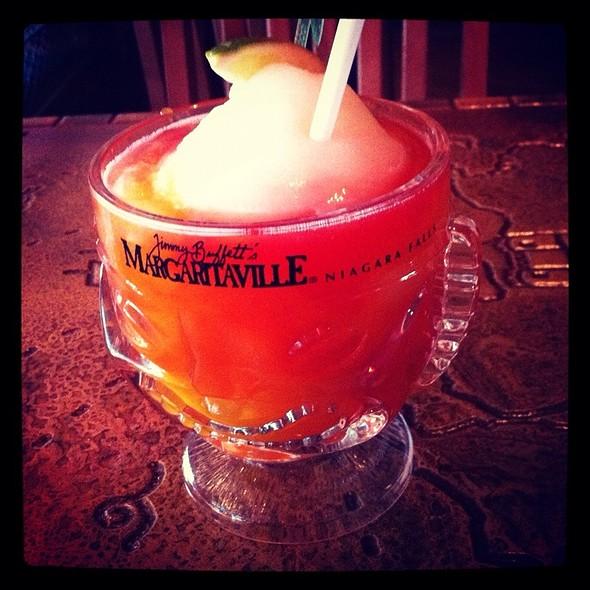 Mango & Raspberry Margarita - Jimmy Buffett's Margaritaville - Niagara Falls, Niagara Falls, ON