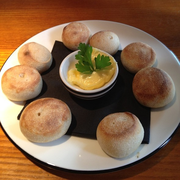 Dough Balls @ Pizza Express