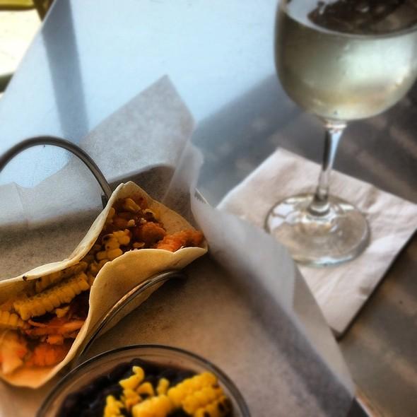Sauvignon Blanc @ Red Pepper Taqueria