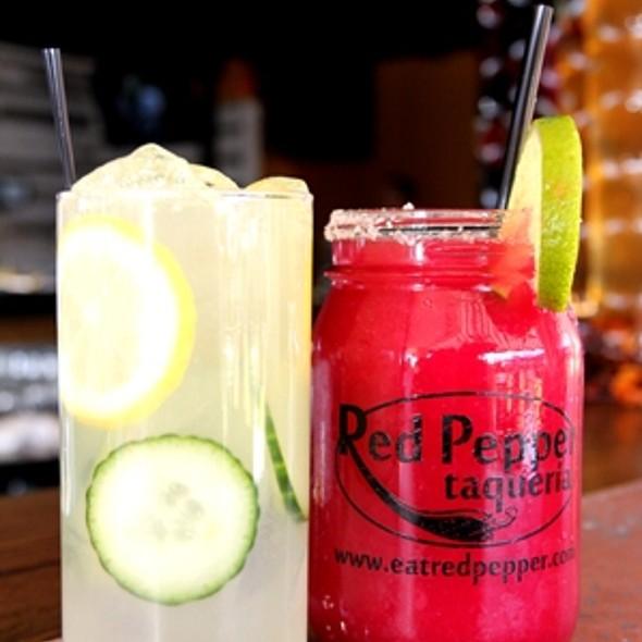 Tequila @ Red Pepper Taqueria