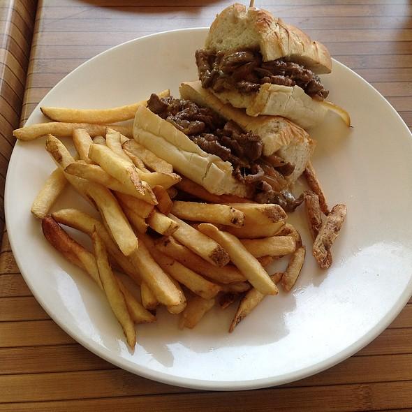 Steak Sandwhich @ Waterman Grille