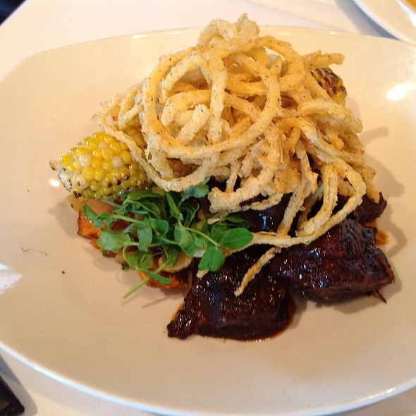 BBQ Short Ribs @ Waterman Grille