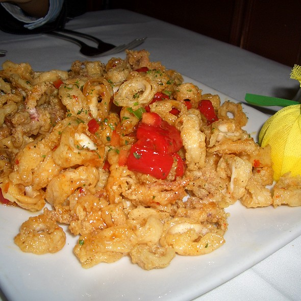 Calamari @ Ruth's Chris Steak House