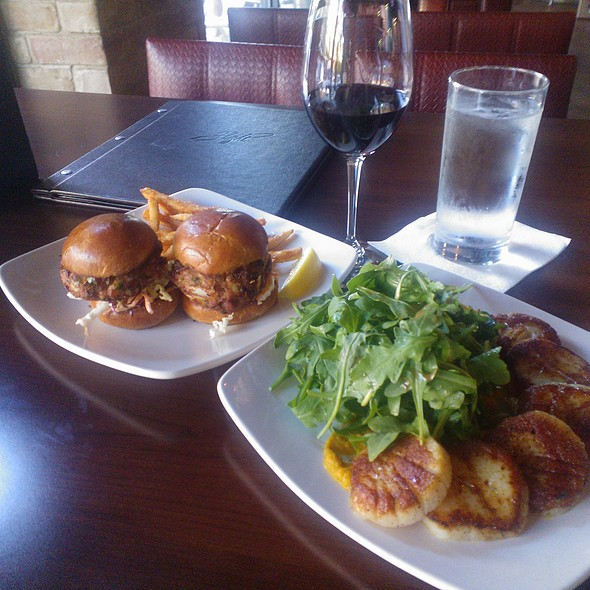 Crab Cakes - Flight Restaurant & Wine Bar, Glenview, IL