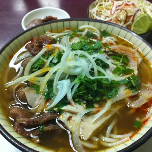 Bun Bo Hue @ An Nam Restaurant