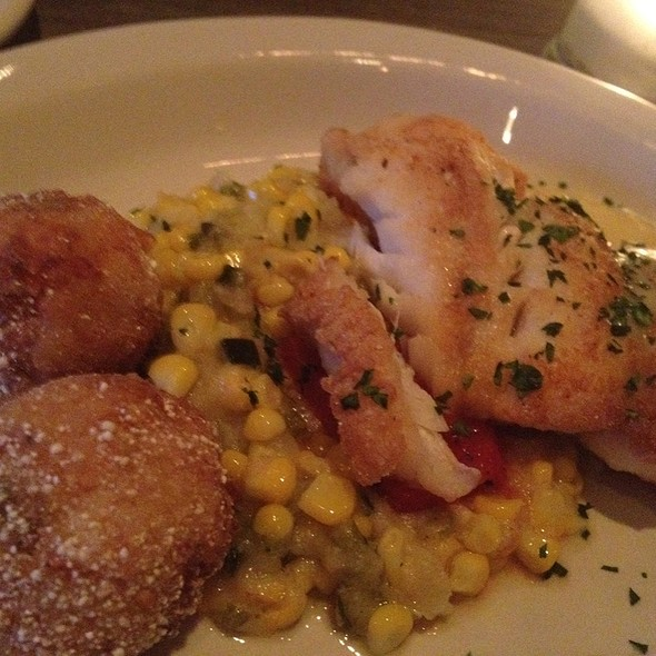 Grouper @ Watershed Restaurant