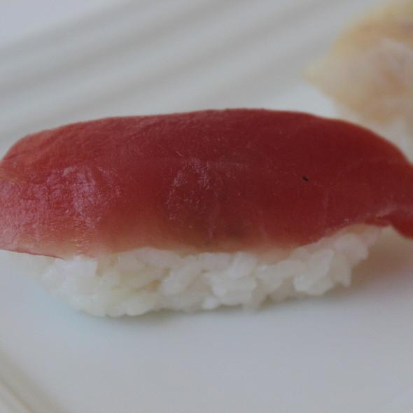 Bluefin Tuna - Hamamori Restaurant and Sushi Bar, Costa Mesa, CA