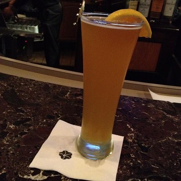 Shock Top Beer - Juliette's Bistro at Omni Jacksonville Hotel, Jacksonville, FL