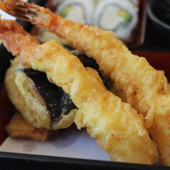 Tempura Shrimp - Hamamori Restaurant and Sushi Bar, Costa Mesa, CA