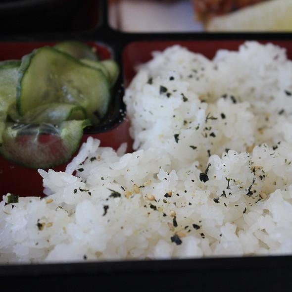 Cucumber Salad - Hamamori Restaurant and Sushi Bar, Costa Mesa, CA
