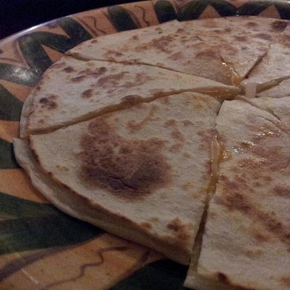 Cheese Quesadilla @ Iguana's