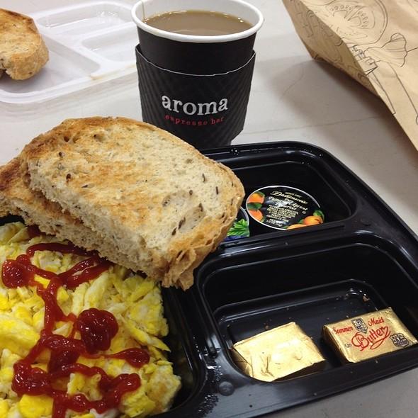 Breakfast To Go
