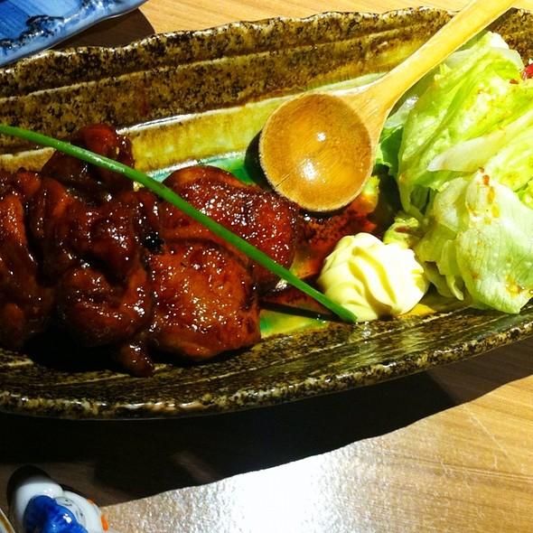 Chicken Teriyaki @ Mangetsu