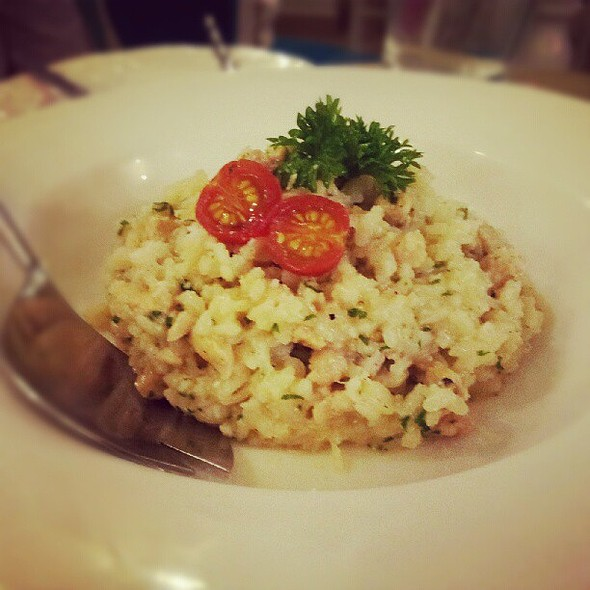 Chicken Risotto @ cafe small talk