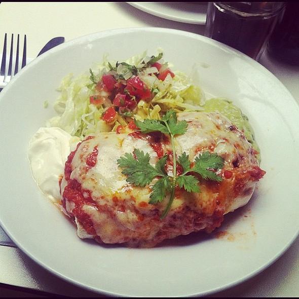 Burrito time @ Mildreds