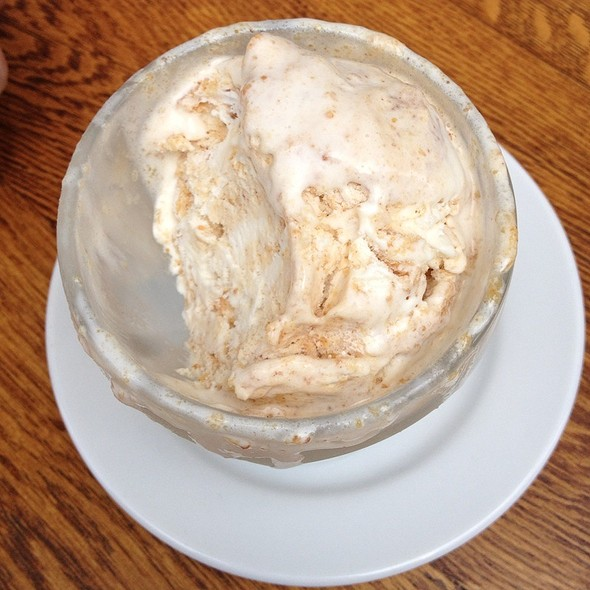 Peanut Butter Ice Cream @ Franklin Fountain