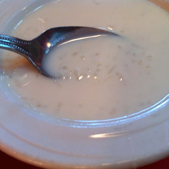 Rice Pudding @ Korma Sutra Cuisine of India