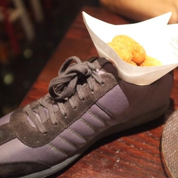 Chicken Croquettes @ Jaleo - The Cosmopolitan of Las Vegas