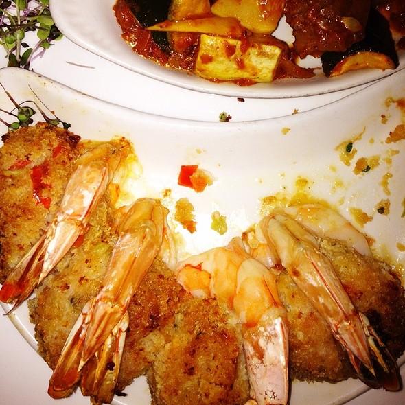 Baked Stuffed Shrimp - Hemenway's, Providence, RI