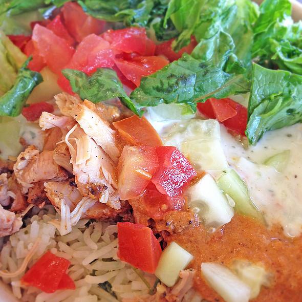 Chicken Tikka Masala w/ Rice @ Tava Indian Kitchen