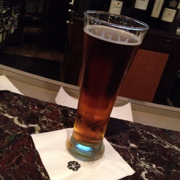 Yuengling Lager - Juliette's Bistro at Omni Jacksonville Hotel, Jacksonville, FL
