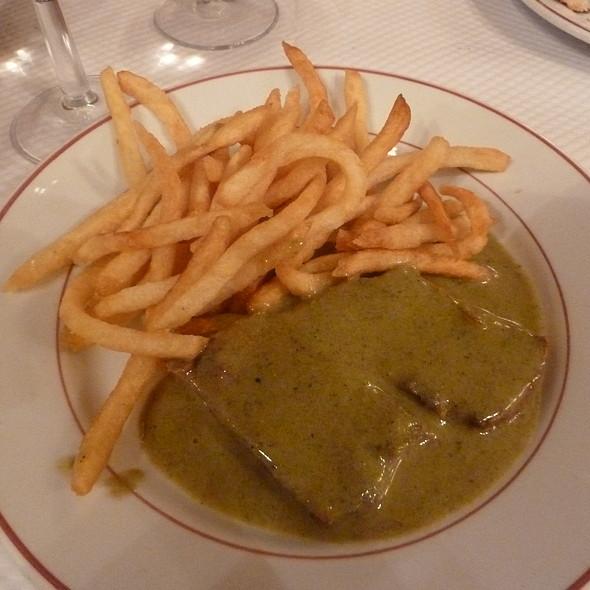 Steak And Fries @ Le Relais de l'Entrecote
