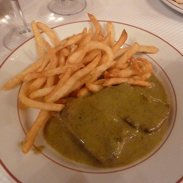 Steak And Fries @ Le Relais de l'Entrecote