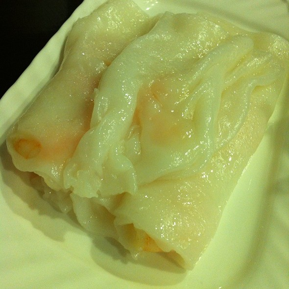 Steamed Rice Roll with Shrimp @ Gloria Maris - Missouri Greenhills