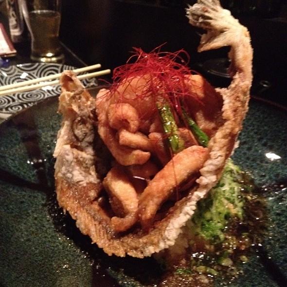 Today's Special (Fish) @ Nami Nami