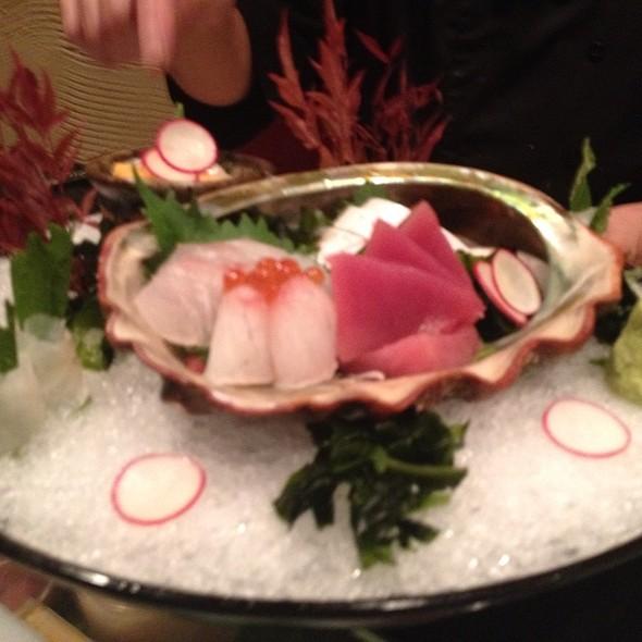 Chef Special Sashimi @ Nami Nami