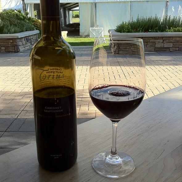 Hillebrand Trius Cabernet Savignon @ Hillebrand Winery