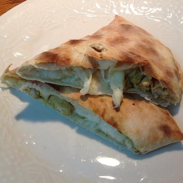 Chicken And Mozzarella Pie  @ Subeh We Massa Pastries