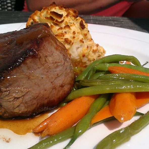 Petite Filet Mignon @ Water's Edge Resort and Spa