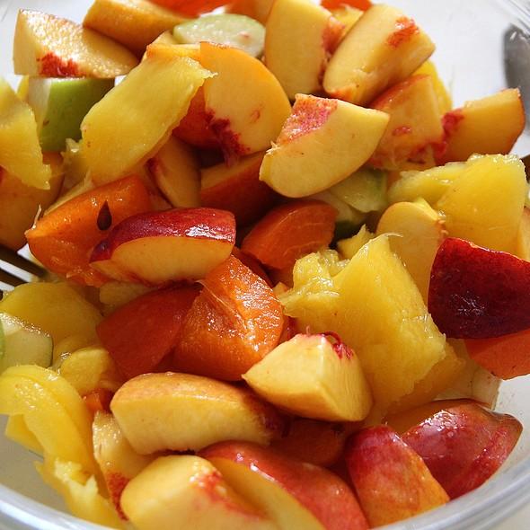 Fruit Salad @ Alek's Penthouse:)
