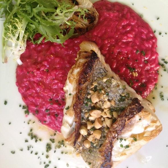 Pesce Del Giorno @ Mangiaria Gastronomia