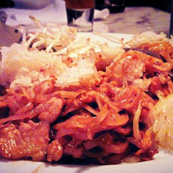 Chicken Pad Thai @ Spice