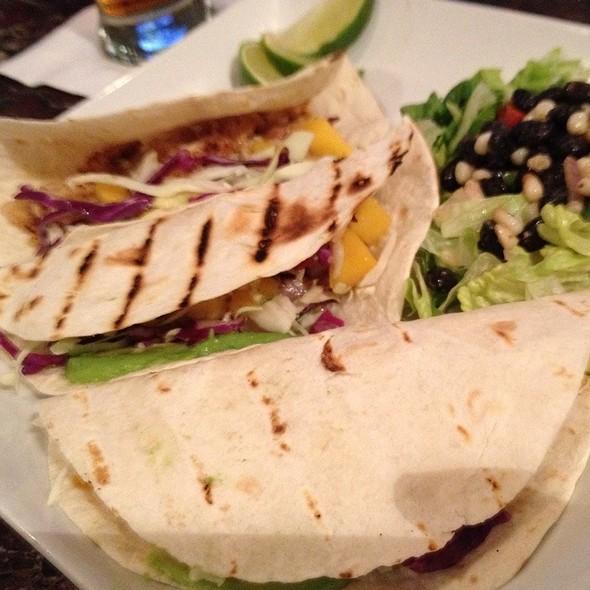fish tacos - Juliette's Bistro at Omni Jacksonville Hotel, Jacksonville, FL
