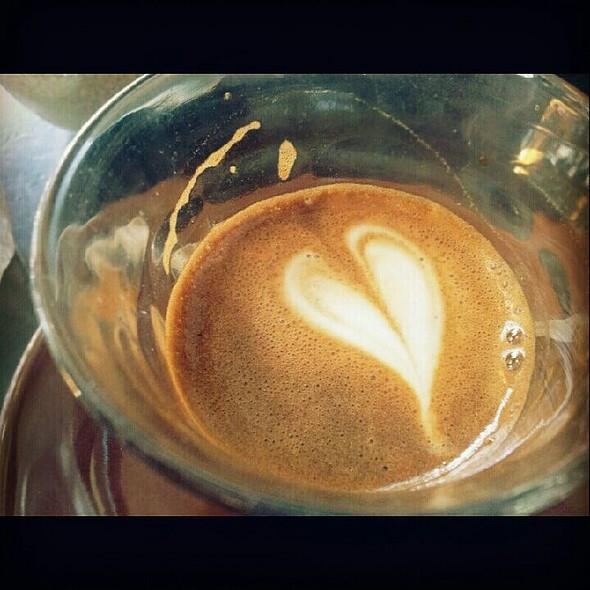 Machiatto @ Gnome Cafe
