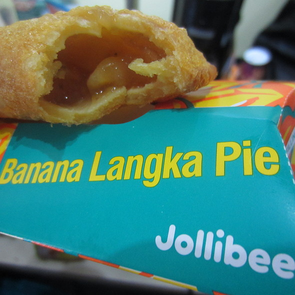 Banana Lanka Pie