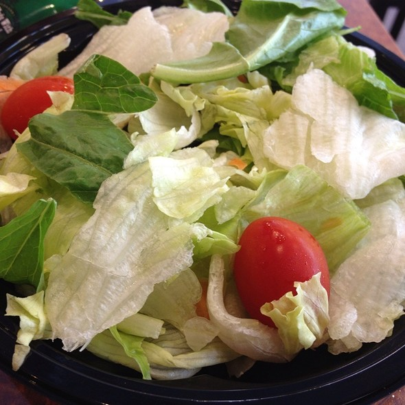 Side Salad @ Mc Donald's
