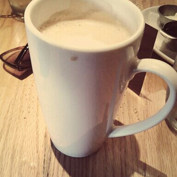 Honey Toffee Nut Latte @ Wildberry Pancakes & Cafe