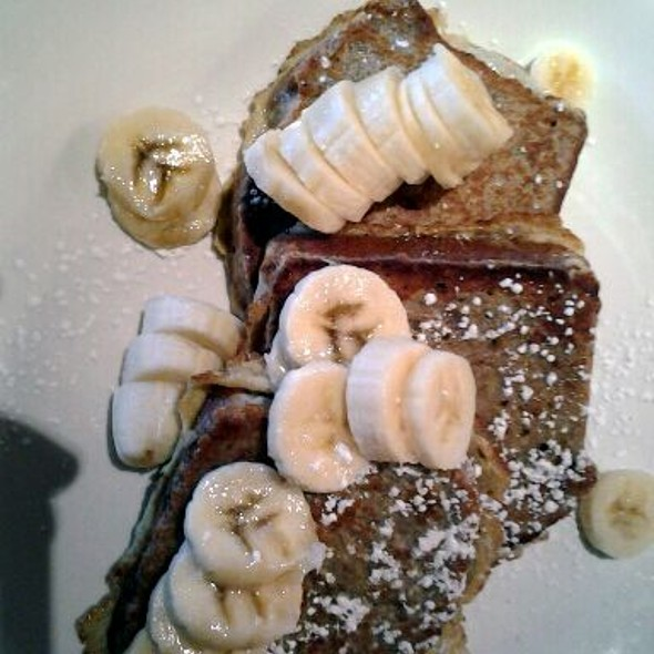 Banana Bread French Toast @ Wildberry Pancakes & Cafe