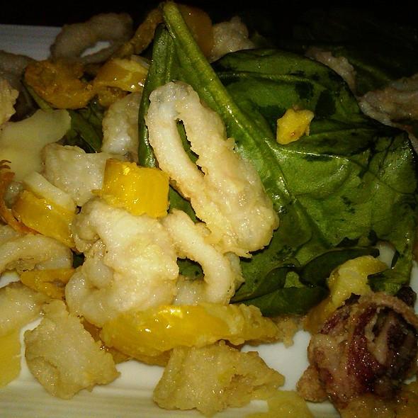 Fried Calamari @ Pinzimini at The Westin Arlington Gateway