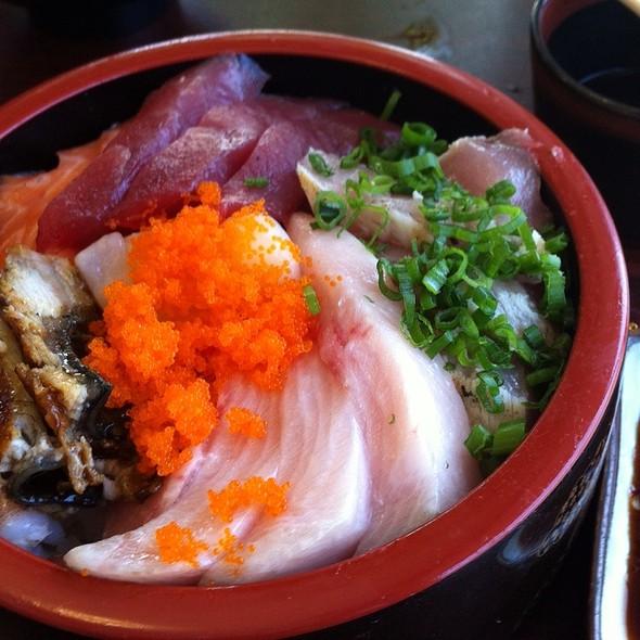 Chirashi @ Musashi's