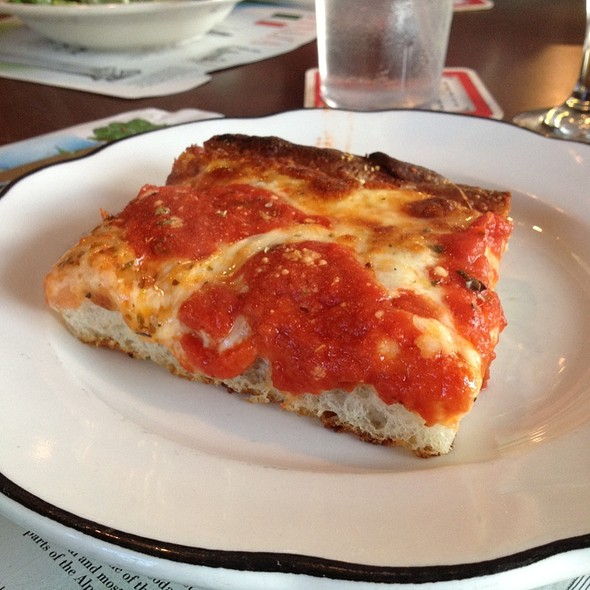Sicilian Pizza @ Corteo's Italian Restaurant And Pizza
