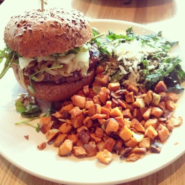 True Food Kitchen Burger true food kitchen menu - santa monica, ca - foodspotting