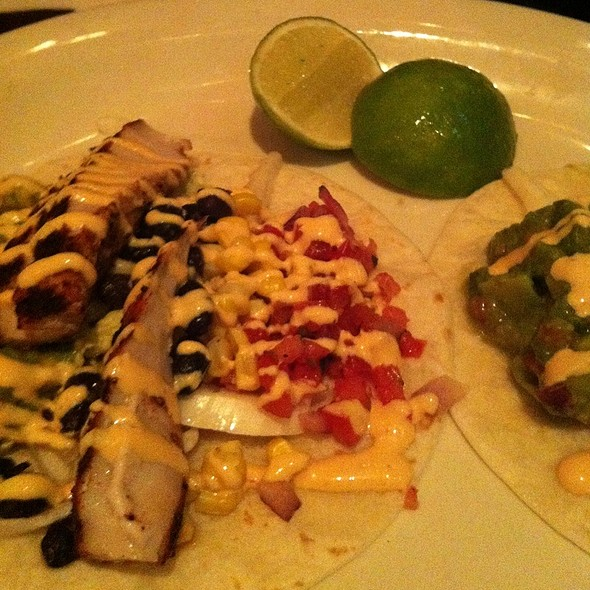 Mahi Mahi Tacos @ Tarpon Bend Food & Tackle