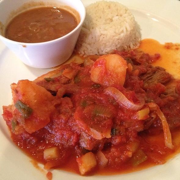 Sobrebarriga @ Kiosco Colombian Restaurant